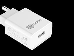 Intouch Lightning Kablolu Hızlı Seyahat Şarj Cihazı 2 USB