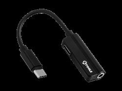 Ktools One Type C Audio 3.5 mm Kulaklık Girişi ve Şarj Dönüştürücü Adaptör