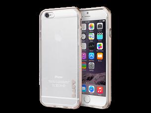 Laut Exoframe iPhone 6 Plus/6s Plus Şeffaf Koruyucu Kılıf