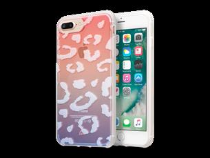 Laut Ombre iPhone 7 Plus/8 Plus Desenli Koruyucu Kılıf Mavi