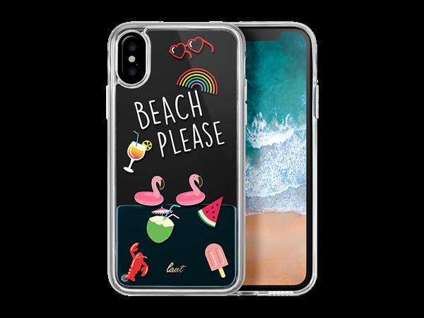 Laut Pop Beach Please iPhone X Koruyucu Kılıf