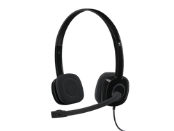 Logitech H151 Kulak Üstü Stereo Kulaklık