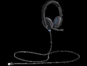 Logitech H540 USB Stereo Kulaklık