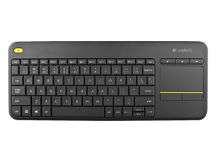 Logitech K400 Plus Kablosuz Klavye