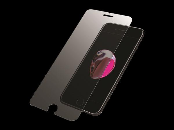 PanzerGlass iPhone 6/6s Plus Karartmalı Cam Ekran Koruyucu