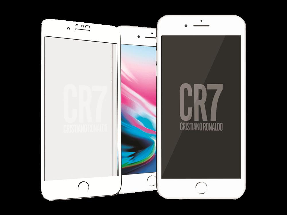 PanzerGlass iPhone 6/6s/7/8 Plus CR7 Cam Ekran Koruyucu