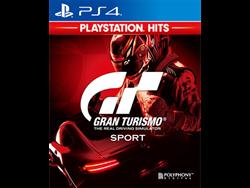 PS4 GT Sport HITS