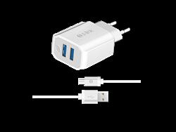 S-link Swapp SW-C525 Micro USB Seyahat Şarj Cihazı