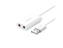 Ugreen Harici 3.5mm USB Ses Kartı
