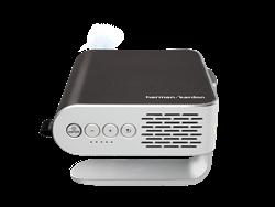 ViewSonic M1 Plus Taşınabilir LED Wi-Fi Bluetooth Harman Kardon Hoparlör Projeksiyon