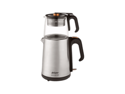 Arzum AR3024 Çaycı Heptaze Çay Makinesi - Paslanmaz Çelik