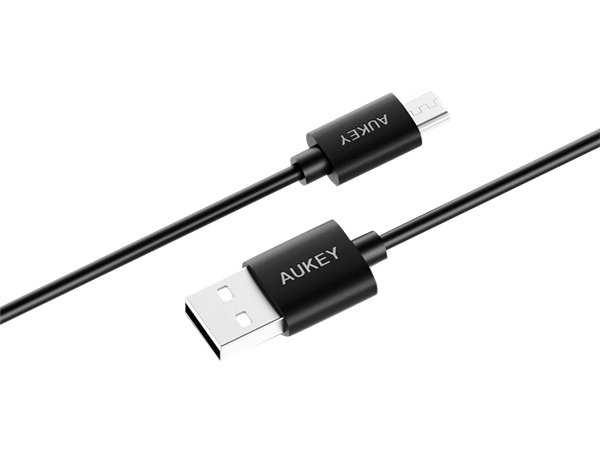 Aukey Qualcomm Micro USB Şarj ve Data Kablosu (2m)
