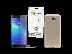 Bikapak 2'si 1 Arada Samsung J7 Prime/Prime 2 Eco Paket