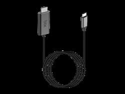 Bix BX02HB USB Type-C 4K HDMI Multimedya Kablo