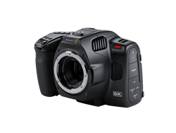 Blackmagic Design Pocket 6K Pro (Canon EF) Cinema Camera