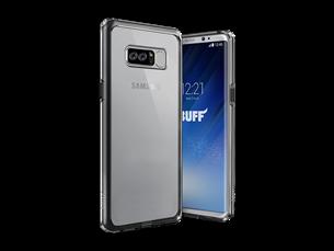 Buff Galaxy Note 8 Air Hybrid Koruyucu Kılıf