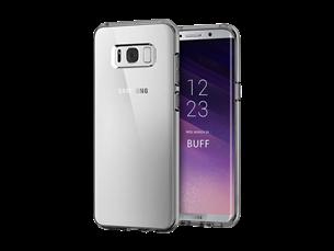 Buff Galaxy S8 Air Hybrid Koruyucu Kılıf