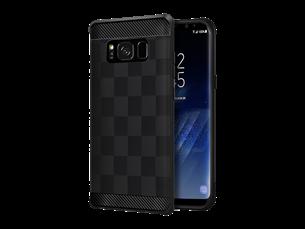 Buff Galaxy S8 Black Armor Koruyucu Kılıf