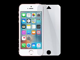 Buff iPhone SE Darbe Emici Ekran Koruyucu Film