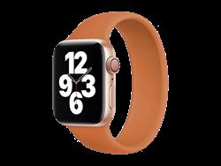 E2M Apple Watch 38-40 mm KRD-18 Silikon Solo Kordon S Beden-2