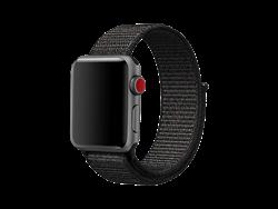 E2M Apple Watch 38-40 mm KRD-03 Hasır Kordon - 4