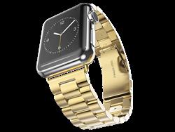 E2M Apple Watch 38-40 mm KRD-05 Klasik Metal Kordon