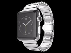 E2M Apple Watch 42-44 mm KRD-09 Klasik Metal Kordon