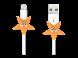 E2M Deniz Yıldızı Silikon Kablo Koruyucu