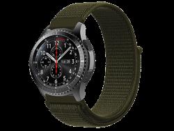 E2M Huawei Watch 20 mm KRD-03 Hasır Kordon-1