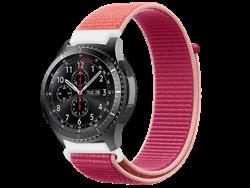 E2M Huawei Watch 20 mm KRD-03 Hasır Kordon-3