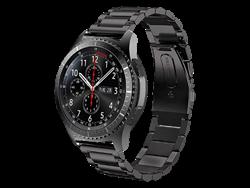 E2M Huawei Watch 20 mm KRD-05 Klasik Metal Kordon