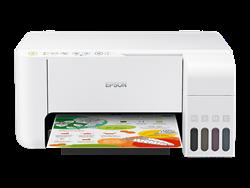 Epson L3156 Wi-Fi + Tarayıcı + Fotokopi Renkli Çok Fonksiyonlu Tanklı Mürekkep Püskürtmeli Yazıcı