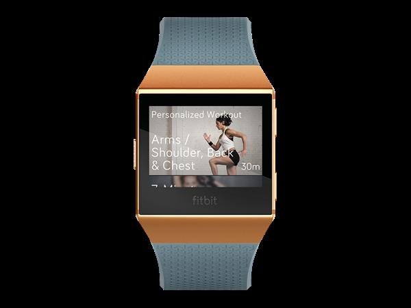 Fitbit Ionic Akıllı Saat
