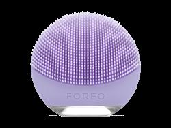Foreo Luna Go Hassas Ciltler için Kompakt Yüz Temizleme ve Yaşlanma Karşıtı Masaj Cihazı