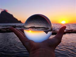 Cam Fotoğrafçılık Küresi 60 mm