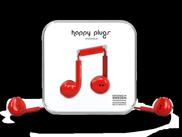 Happy Plugs Earbud Plus Kulak İçi Kulaklık