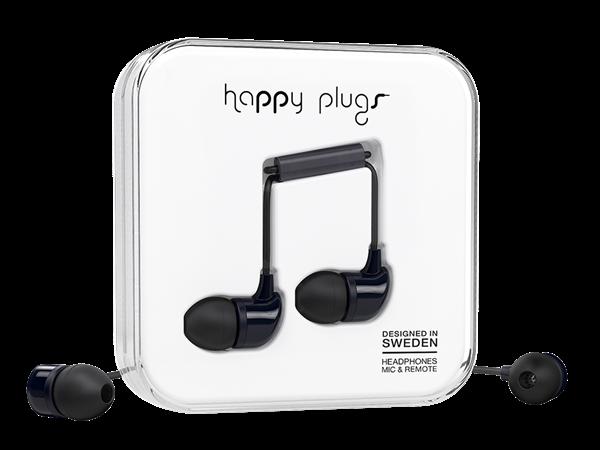 Happy Plugs Silikonlu Kulak İçi Kulaklık