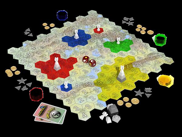 Hücrebaz Strateji Kutu Oyunu