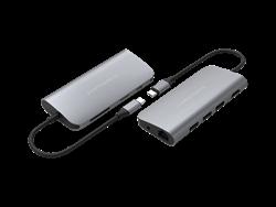 HyperDrive Power 9'u 1 Arada Hub Çoklayıcı