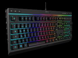 HyperX HX-KB5ME2-TU Alloy Core RGB Membran Oyuncu Klavye
