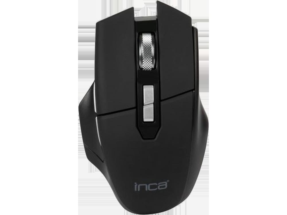 Inca IWM-555 Kablosuz Mouse Bluetooth Type C Şarj Edilebilir