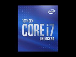 Intel Core i7-10700K Sekiz Çekirdek 3.8 GHz İşlemci