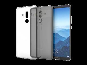 Justech Huawei Mate 10 Pro Şeffaf Koruyucu Kılıf