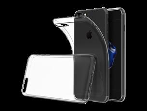 Justech iPhone 7 Plus/8 Plus Şeffaf Koruyucu Kılıf