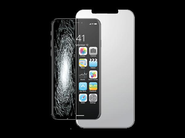 Justech Corning iPhone X 2.5D Cam Ekran Koruyucu