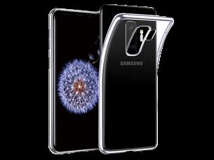 Justech Samsung S9 Şeffaf Koruyucu Kılıf