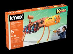 K'NEX K-Force Sabertooth Rotoshot Blaster Set 47024