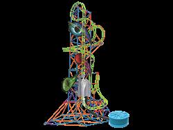K'NEX Lunar Launch Roller Coaster Set 51425