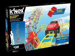 K'NEX Sky Sprinter Roller Coaster Set (Motorlu) 52478