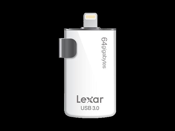 Lexar JumpDrive M20i Flash Bellek 64 GB